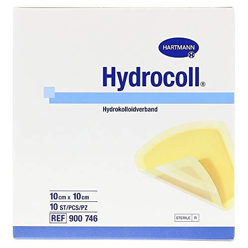 Hydrocoll Wundverband 10 x 10 cm, 10 St