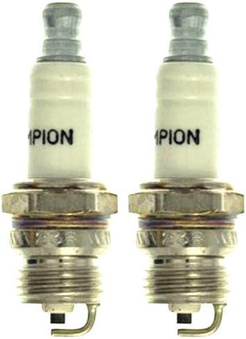 wholesale Champion RDJ7Y-2pk outlet sale Copper Plus Small Engine online sale Spark Plug Stock # 872 (2 Pack) outlet online sale