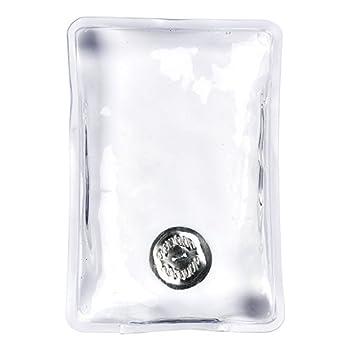 eBuyGB 1277722mixte?Lot de 4 Chauffe-mains gel instantanés, transparents, taille unique