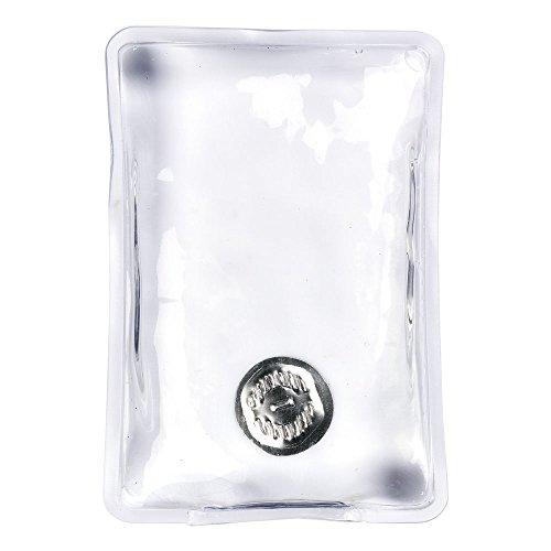 eBuyGB Unisex 1277722–10Wiederverwendbare Gel-Handwärmer (10Stück), transparent, One Size