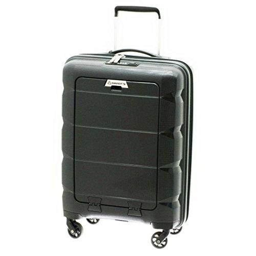 Businesstrolley Polypropylen \'Davidt\'s\'schwarz (kabinengröße)- 54,5x38x19,5 cm.