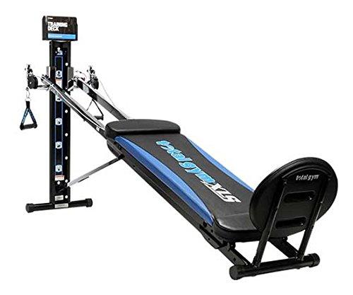 Total Gym XLS Maquina de Fitness, Universal, Azul, S