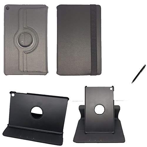 Capa Giratória Galaxy Tab S5e T725 10.5 e Can Touch Preto