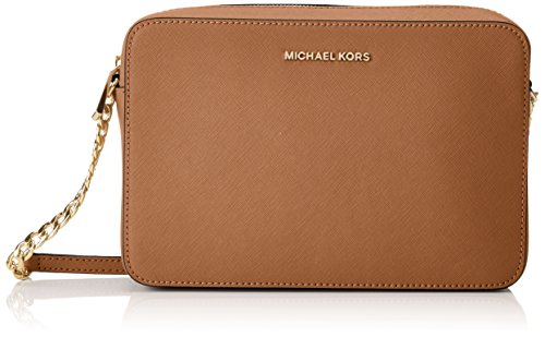 MICHAEL Michael Kors Jet Set Travel Large East/West Crossbody Acorn One Size