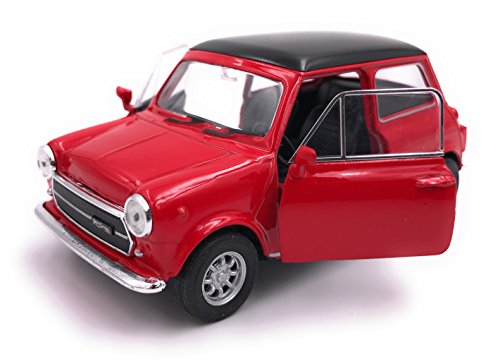 H-Customs Welly Mini Cooper 1300 Modelauto auto licentieproduct schaal 1:34