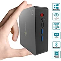 Beelink U55 Mini Desktop (i3-5005U / 8GB / 128GB SSD)
