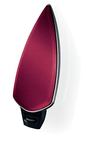 Braun STP7 zool (Soft Textile Protector) voor strijkijzer, stof, rood