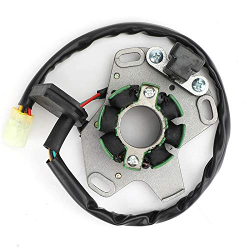 Bobina del estator magneto Para Suzuki RM125 RM 125 2005 2006 2007 2008 32101-36F30 Motorcycle Magneto Generator Engine Stonator Bobina