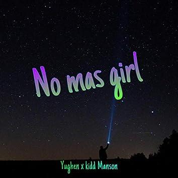 No Mas Girl