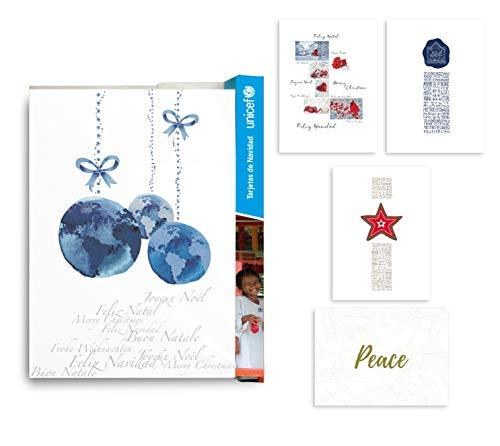 Unicef Tarjetas de Navidad Colección Arte 10