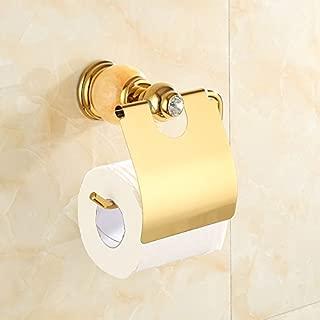 Quiet Lee Wall-Mounted Multi-Function Towel Bar,Bathroom Towel Rack,Towel Bar for Kitchen,Hanger Towel Notepad Copper Towel Rack Bathroom Hardware Pendant Marble Golden Towel Rack,Topaz Towel Rack