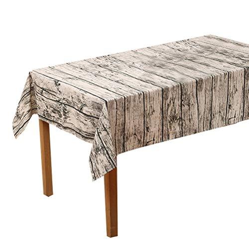 paño de mesa rectangular de la marca rosenice