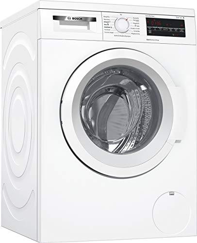 Bosch WUQ28420 Serie 6 Waschmaschine Frontlader / A+++ / 135 kWh/Jahr / 1400 UpM / 8 kg / Weiß / EcoSilence Drive™ / VarioTrommel