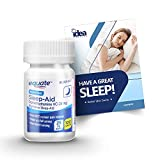 Equate Nighttime Sleep Aid Diphenhydramine HCl Caplets, 25 mg + Have a Great Sleep Better Idea Guide (1 Pack 100ct)