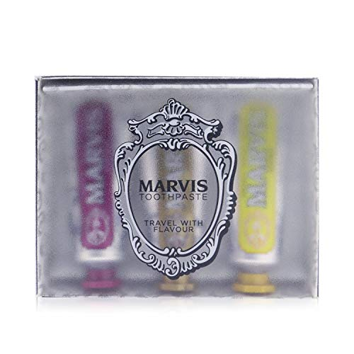 Marvis Estuche Maravillas Del Mundo Dentífrico - 75 Ml 160 g