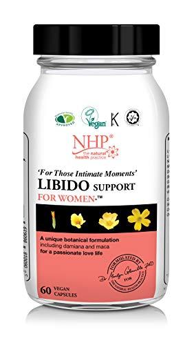 Natural Health Practice Libido Support for Women, Help Regain Desire (60 Capsules)