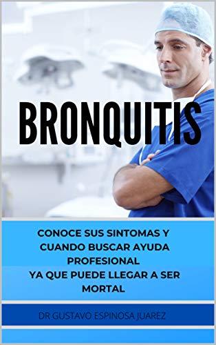 BRONQUITIS : CONOCE SUS SINTOMAS Y CUANDO BUSCAR AYUDA PROFESIONAL YA QUE PUEDE LLEGAR A SER MORTAL