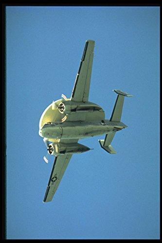 601000 US Navy Anti onderzeeër Warfare Radar Vliegtuig A4 Photo Poster Print 10x8