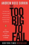 Book cover Too Big to Fail by Andrew Ross Sorking