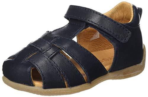Froddo Unisex-Kinder G2150113 Kids Geschlossene Sandalen, Blau (Dark Blue I17), 21 EU