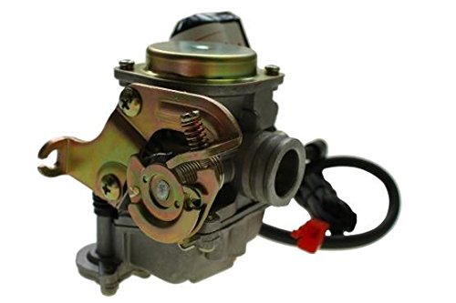 Vergaser 19mm für 4 Takt 50/80ccm China Roller, Baotian, Benzhou, Huatian, Rex, MKS, Ecobike, V-Clic