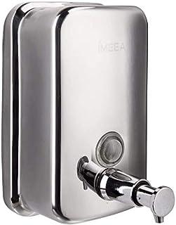 Huichain 皂液器 壁挂式 18-10不锈钢 皂液器 无皂器 银色