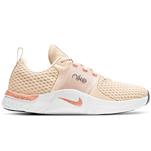 Nike Zapatos Renew In-Season TR 10 Código CK2576-800, color Naranja, talla 40.5 EU