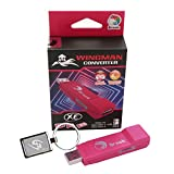 Mcbazel Brook Wingman XE Converter for Xbox 360/Xbox One/Xbox Elite 1 & 2 Controller to PS4 Console/PC with Keychain