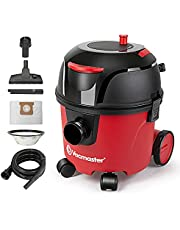 Vacmaster Wet Dry Vacuum Cleaner Red Portable Lightweight Shop Vacuum Powerful Suction