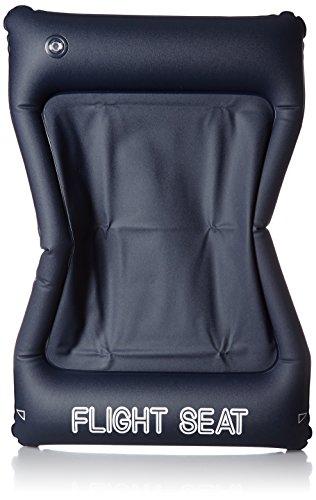 [コンサイス] フライトシート 機内快適グッズ 56 cm 0.23kg ブラック