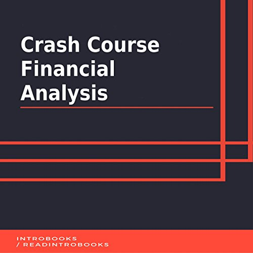Crash Course Financial Analysis audiobook cover art