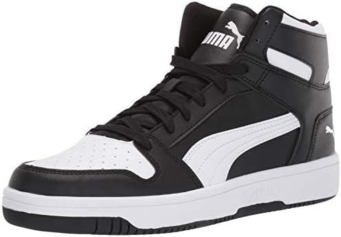 PUMA Unisex-Adult Rebound Layup Sneaker