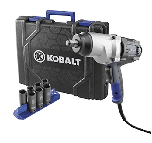 Kobalt 6904 120-Volt 1/2' Corded Impact Wrench