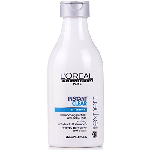Loreal Instant Clear Champú, 250ml