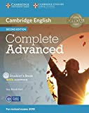 Complete Advanced: Student's Book with answers with CD-ROM