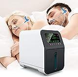 酸素発生器90%±3高濃度 レベル8 フィルター PSE認証 酸素発生器 2人同時吸入可能 酸素濃縮器 新世代1-7L/min調整可能 日本語取説 携帯便利 低騒音 リモコン付き 家庭用 酸素 発生 器