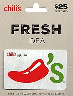 Best chili's gift cards Reviews