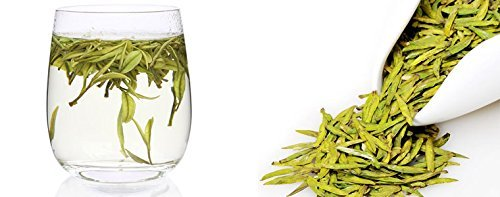 『中国茶 【西湖 龍井茶(緑茶) 100g】 緑茶』の4枚目の画像
