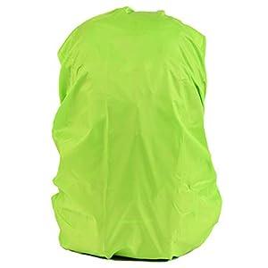 41OKhLiayGL. SS300  - Funda Cubierta De Mochila Protector De Lluvia Impermeable Recorrido Senderismo Mochilas Polvo 30L-40L para Acampada - Verde