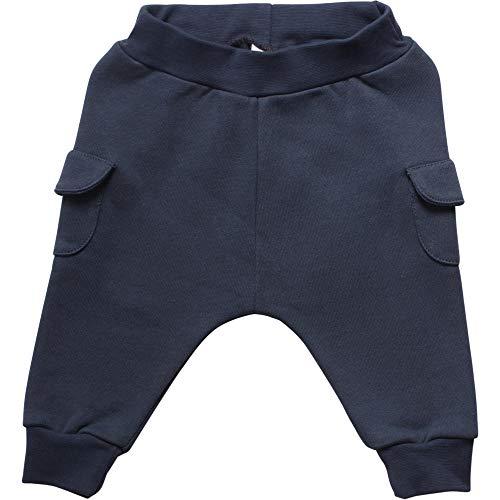 Fred'S World By Green Cotton Alfa Pocket Pants Pantalon, Bleu (Midnight 019411006), 95 (Taille Fabricant: 80) Mixte bébé