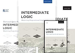 Intermediate Logic Full Bundle (Student Text, Teacher's Edition, Exam Pack, and DVD Course)