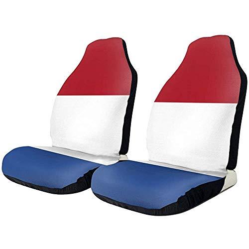 Preisvergleich Produktbild Not applicable Netherlands Flag Universal Auto Vordersitzbezug Sicherheits-Sitzbezug Kompatibel mit verschiedenen Fahrzeugsitzen-BV87-MK120-NK107