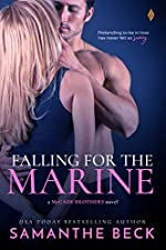 Falling for the Marine (A McCade Brothers Novel Book 2)