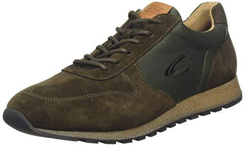 camel active Herren Earth 14 Sneaker, Grün (Military 1), 40 EU (6.5 UK)