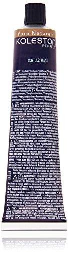 Wella Professionals Koleston Perfect Permanente CremeHaarfarbe, 2/ 0 schwarz, 1er Pack (1 x 60 ml)