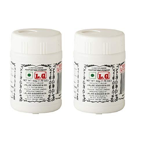 ヒング ヒングパウダー アサフォーティダ Hing Powder 計100g (50gx2個)
