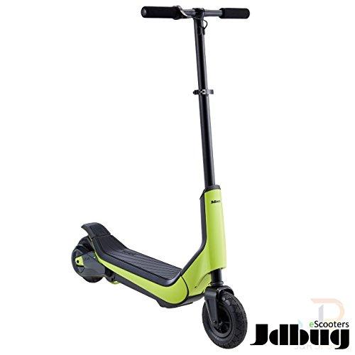 CityBug JDBug Fun-ES112 Patinete eléctrico, Unisex Adulto, Verde, M