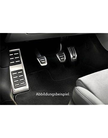Adatto per Alfa Romeo Giulia Stelvio 3 Pezzi AT N//E Acceleratore e Pedale del Freno per Auto Pannello Decorativo per Car Styling