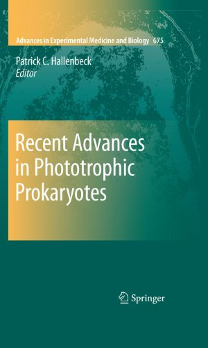 Recent Advances in Phototrophic Prokaryotes (Advances in Experimental Medicine and Biology Book 675)