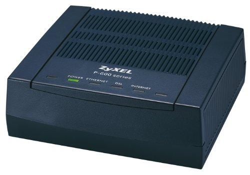 ZyXEL P-660R-D1 - ADSL2+ Modem Router Annex A TD-ZY-R042